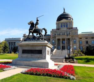 Montana Capitol Helena