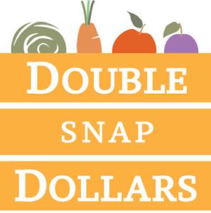 Double Snap Dollars Program Logo