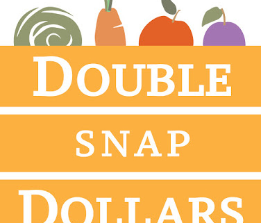 Double Snap Dollars Program Logo